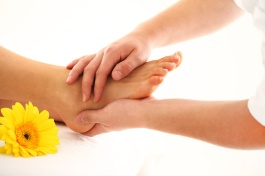 Reflexology can help you invest in your mind, body and soul