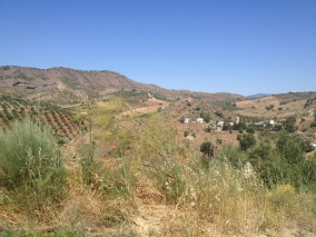 Andulucian Mountains