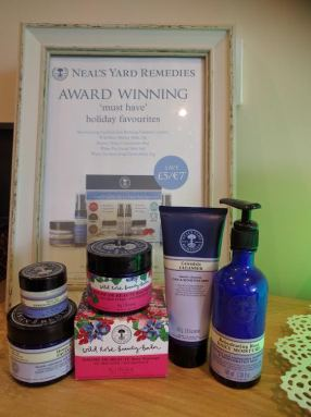 The product of choice - Neal's Yard